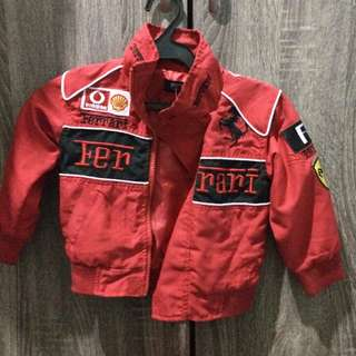 Ferrari Costume Terno