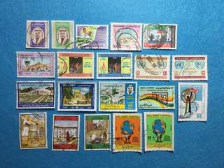 Kuwait Selection B 20 pcs
