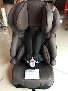 combi child car seat
