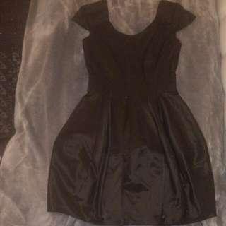 Bardot Bubble Dress