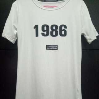 1986s Mini Dress