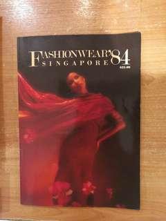1984 Singapore Fashion