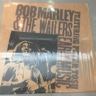 Bob Marley & The Wailers ‎– Early Music, Vinyl LP, Calla Records ‎– ZX 34760, 1977, USA
