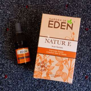 Garden of eden scar serum