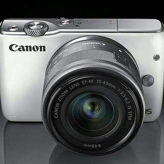 Camera Canon M10 Cash/Kredit