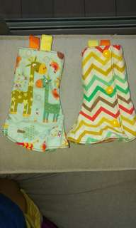 Mamacat drool pads for tula carrier