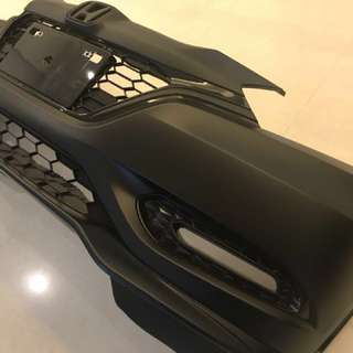 Honda HRV/Vezel RS front bumper and Grill
