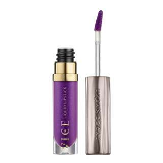 Urban Decay Vice Liquid Lipstick in Mad Metallized