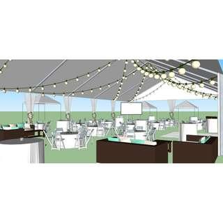 Venue  3d Designing