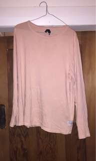 Size 10 Women's Huffer Long Sleeve Top