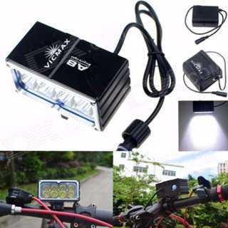 Vicmax A8  / FRONT HEADLIGHT / bicycle lights