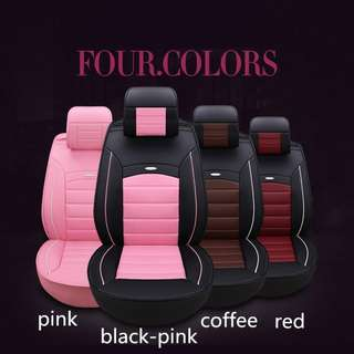 Luxury Car Seat Cover for Toyota & Honda