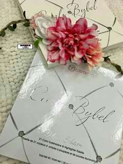 Bh COSMETICS CARLI BYBEL PALETTE DELUXE EDITION