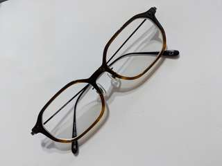 Ownday x John Dillinger Glasses JD2007-E Brown with Warranty