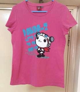 Baleno 粉色T Shirt Size:M 160/84A