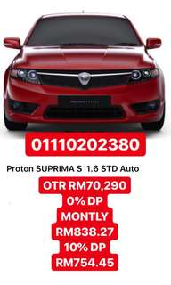 Proton Suprima S 1.6 STD Auto