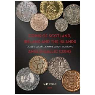 Coins of Scotland, Ireland, the Islands and Anglo-Gallic Coins. 3rd Edition by Skingley Ebook 119
