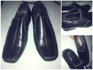 US Brass Leather Shoes