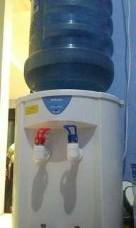 Dispenser + galon