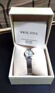 Solvil Titus Watch