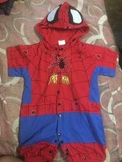 Spiderman romper