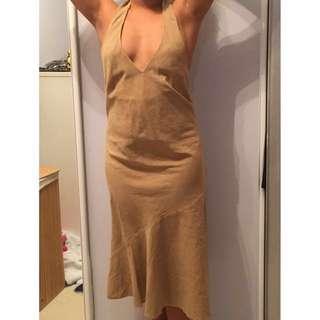 Vintage Halterneck Dress