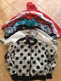 Borongan Jaket Cewek Impor Korea