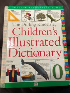 DK Children's Illustrated Dictionary (Hardcover)