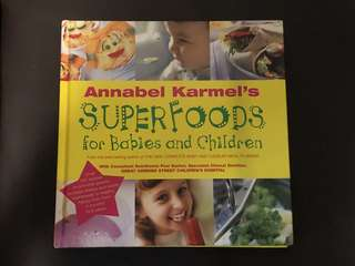 Super Food for Babies & Toddlers (Recipes)