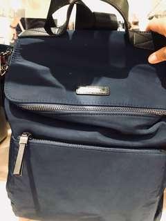 Bag (haversack) Navy blue