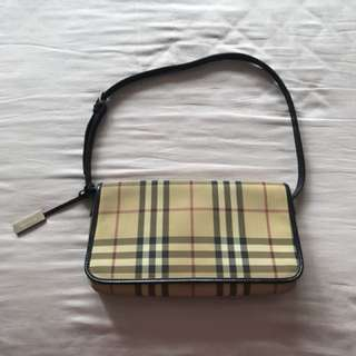 Burberry Sling Bag authentic