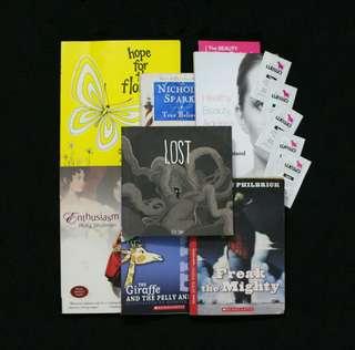FREE BOOKS / FREEBIES