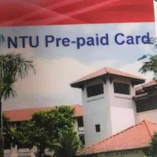 NTU aircon card