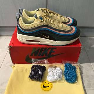 [Customer's Order] Nike AirMax 1/97 Sean Wotherspoon US 9