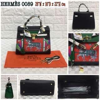 Inspired Hermes Kelly Printed