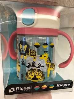 Richell特別版Kinpro學習杯