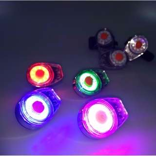 Chameleon Rainbow LED Light (7 colors)、 Flashing Tail Light / Rear Warning Light
