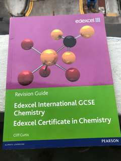 Edexcel PEARSON International GCSE