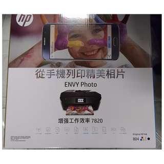 printer - HP ENVY Photo 7820