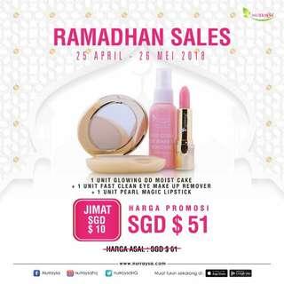Nurraysa Halal Makeup