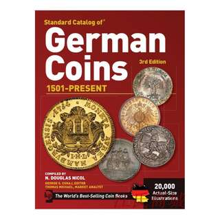 Klaus Germany 1501-2000 Coin catalog