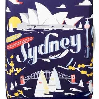LOQI Luggage Cover (Sydney) - Medium