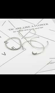 Po set of 4 bracelets