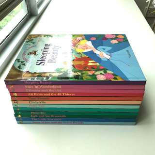 Van Gool Fairy Tales Complete Collection - 12 Books