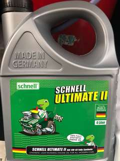 Engine Oil - Schnell
