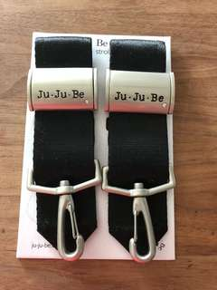 Jujube Be connect Stroller clips