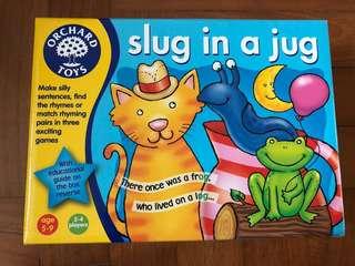 Orchard Toys Slug in a Jug Puzzle
