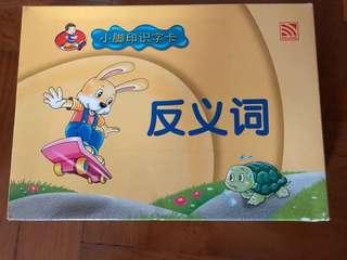 Chinese pelangi Flashcards