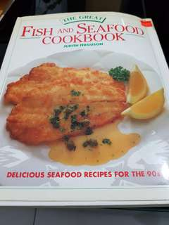 Cook Books fish and seafood