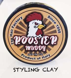 "Promotion ""Styling ClaY"" MuD"